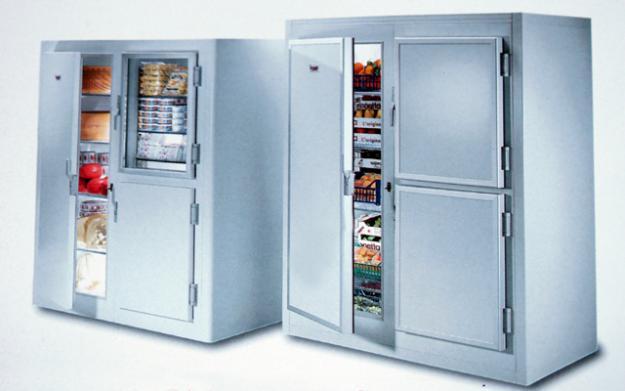 обслуживание промышленных холодильников Симферополь, Крым